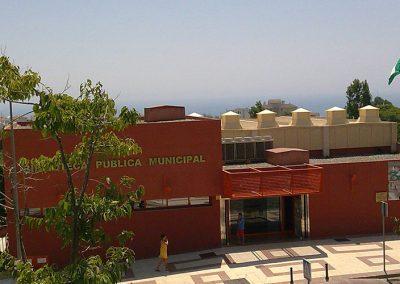 Biblioteca Municipal La Paloma